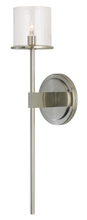 Stone Lighting WS229BCRBZX3 - Wall Sconce Eldora Long Clear Bronze GY6.35 Xenon 35W