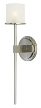 Stone Lighting WS229BFRBZX3 - Wall Sconce Eldora Long Frost Bronze GY6.35 Xenon 35W