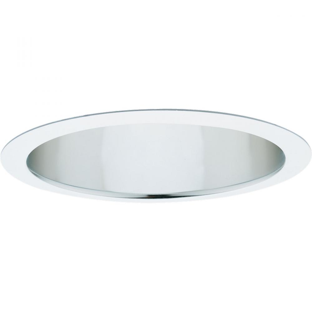 Clear alzak recessed lighting trim p8032 21 fixture this clear alzak recessed lighting trim aloadofball Image collections
