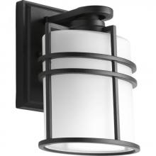 "Progress P6062-31 - 6"" 1-Lt. wall lantern for outdoor applications."