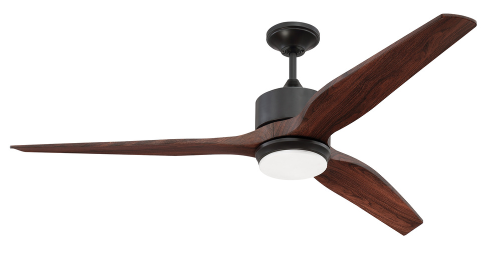 "Fixture This in Tyler, Texas, United States,  MOB60OB, Mobi 60"" Ceiling Fan in Oiled Bronze (Blades Sold Separately), Mobi"