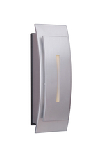 Craftmade TB1020-BN - Contemporary Curved Lighted Touch Button