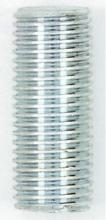 "Satco Products Inc. 90/1026 - Steel Nipple; Zinc plated; 1/4IP; 1/2"" Wide; 3-1/4"" Length"