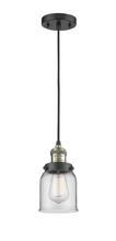 Innovations Lighting 201C-BBB-G52 - Glass Pendant With 10 Feet Cord