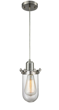 Innovations Lighting 231-SN-CL - Centri A Pendant