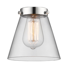 Innovations Lighting G62 - Clear Small Cone Glass