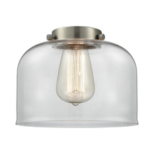 Innovations Lighting G72 - Clear Large Bell Glass