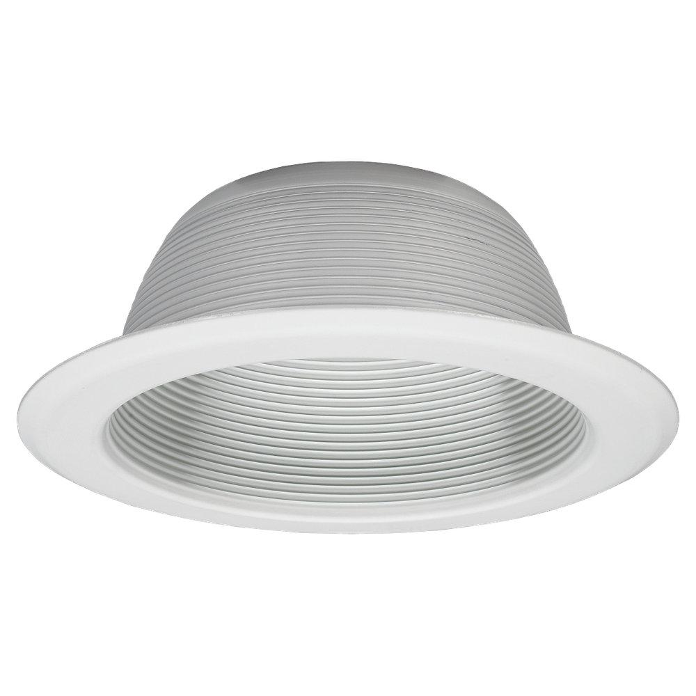 "Fixture This in Tyler, Texas, United States,  1125-14, 6"" Aluminum Baffle Trim, Recessed Trims"