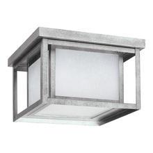 Sea Gull 79039-57 - Two Light Outdoor Ceiling Flush Mount