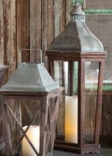 Fixture This Items PH PH1107 - FRENCH STYLE MANTEL LANTERN