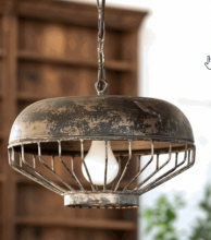Fixture This Items PH FH6080 - OLD CHICKEN FEEDER PENDANT