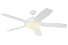Monte Carlo 5SLR52WHD-B - 52' Sleek Fan - White