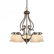Millennium 1005-RBZ - Chandelier Ceiling Light