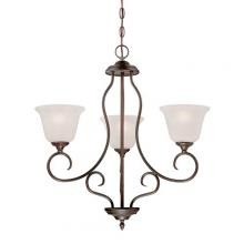 Millennium 1523-RBZ - Chandelier Ceiling Light