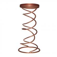 Deco Breeze DFA5344 - Candle Holder - Coil Copper